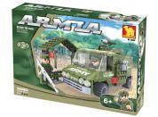 Dromader 22407 - Vojáci auto
