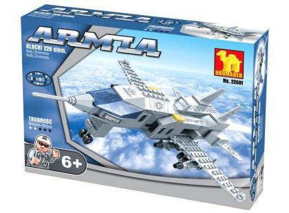 Dromader 22501 - Vojáci letadlo