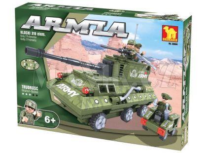 Dromader 22604 - Vojáci tank
