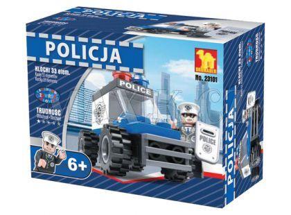 Dromader 23101 - Policie auto