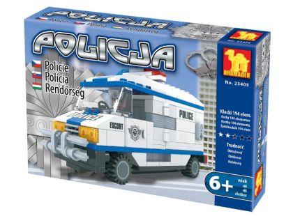 Dromader 23405 Policie Dodávka