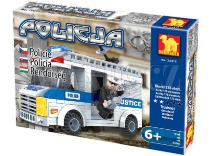 Dromader 23415 Policie Auto