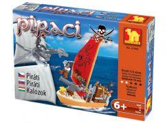 Dromader 27405 - Piráti člun s dělem