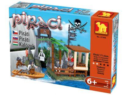 Dromader 27406 - Piráti ostrov