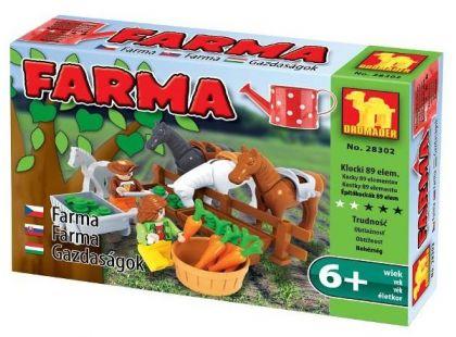 Dromader 28302 - Farma koně