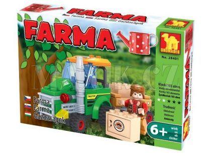 Dromader 28401 - Farma traktor