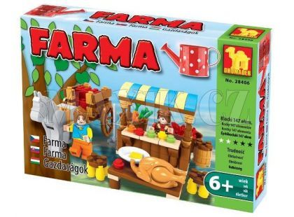 Dromader 28406 - Farma stánek