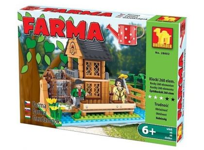 Dromader 28602 - Farma mlýn