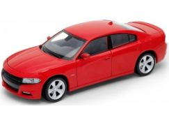 Welly Auto 2016 Dodge Charger Pursuit 1:24 červené
