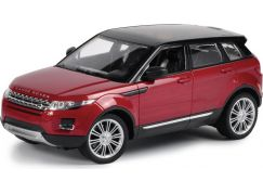 Welly Auto Land Rover Range Rover Evoque 1:24 čerevný