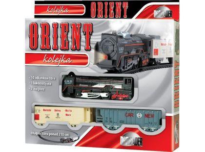 Dromader Orient Vlak se 2 vagony