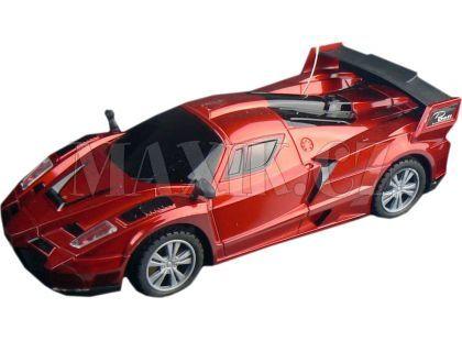 Dromader RC Auto Racing - Červená