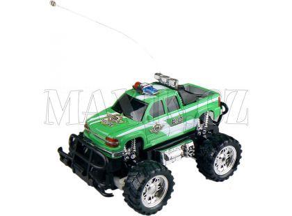 Dromader RC Monster Truck - Zelená
