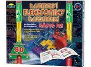 Dromader Tajemství elektroniky Rádio 80 experimentů