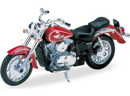 Dromader Welly Motorka 11cm - ´02 kawasaki Vulcan 1500 Classic