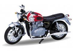 Dromader Welly Motorka 11cm - 02 Triumph Bonneville T100