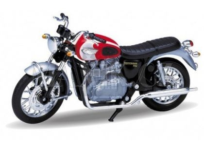 Dromader Welly Motorka 11cm - ´02 Triumph Bonneville T100
