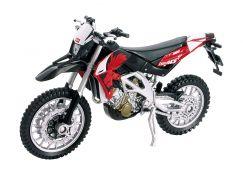 Dromader Welly Motorka 11cm - Aprilia RXV 450