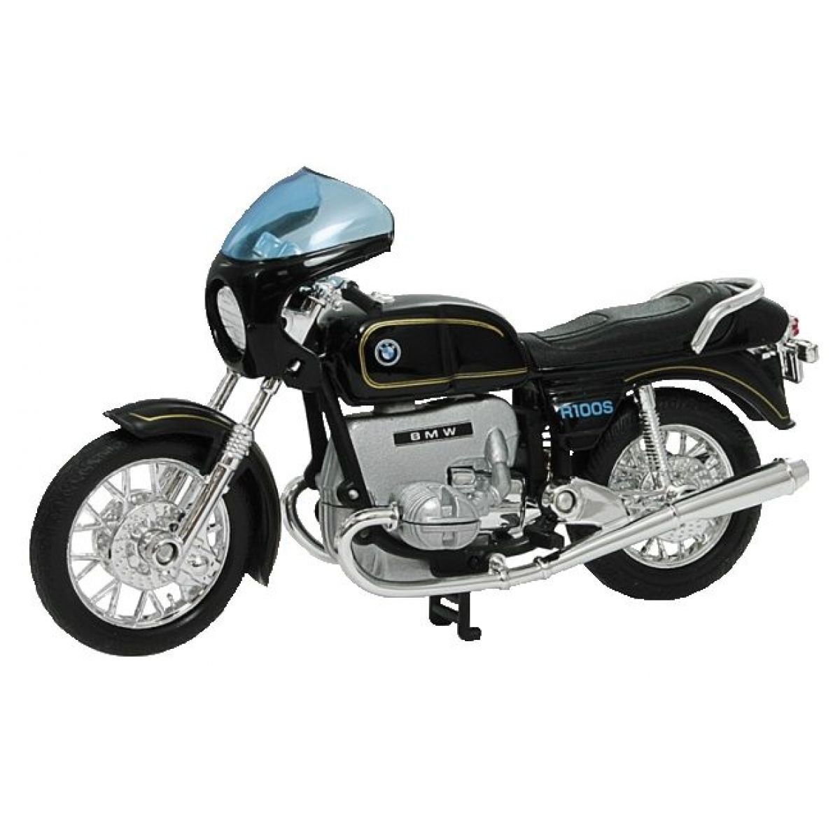 Dromader Welly Motorka 11cm - BMW R100 S