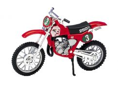 Dromader Welly Motorka 11cm - Honda CR250R