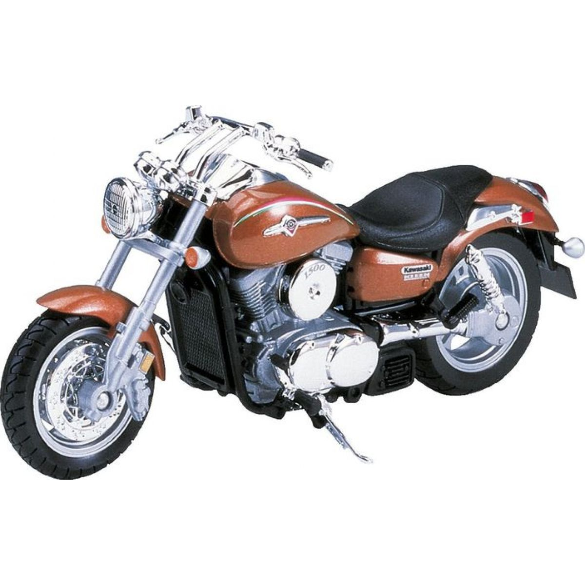 Dromader Welly Motorka 11cm - Kawasaki Vulcan 1500 Mean Streak