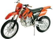 Dromader Welly Motorka 11cm - KTM 525 EXC