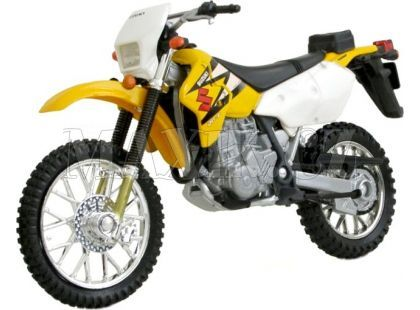 Dromader Welly Motorka 11cm - Suzuki DR-Z400S