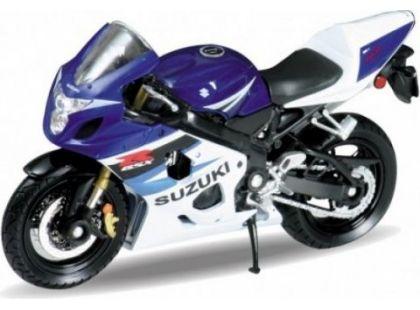 Dromader Welly Motorka 11cm - Suzuki GSX-R750