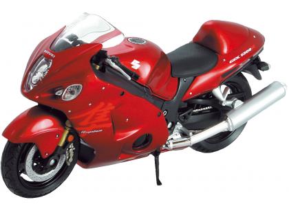 Dromader Welly Motorka 11cm - Suzuki Hayabusa