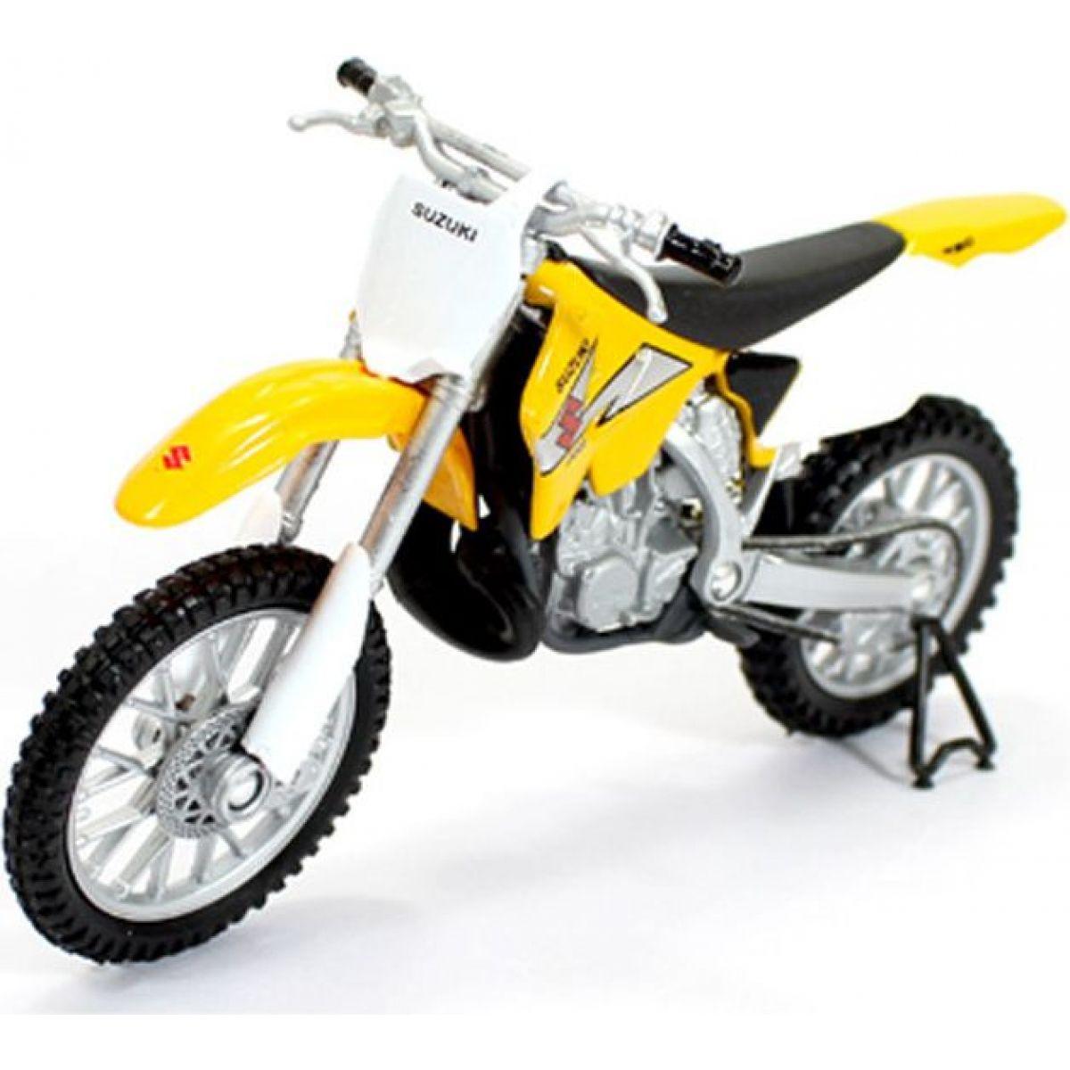 Dromader Welly Motorka 11cm - Suzuki RM250