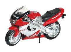 Dromader Welly Motorka 11cm 01 Yamaha YZF1000R THUNDERACE