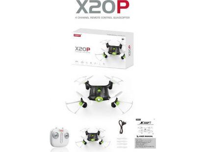 Dron na dálkové ovládání X20P