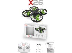 Dron na dálkové ovládání X26
