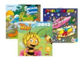 Dětské a rodinné plánovací kalendáře 2013