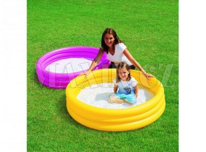 Dětský bazén tříkruhový 122x25cm Bestway 51025
