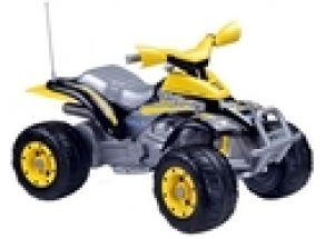 Dětská elektrická vozítka - velká jarní jízda