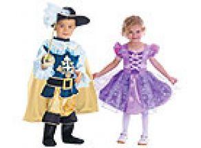 Dětské kostýmy - období karnevalu začíná