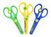 Dětské nůžky s chráněnými hroty 13cm