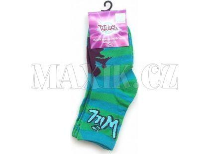 Dětské ponožky Witch vel. 31 - 34
