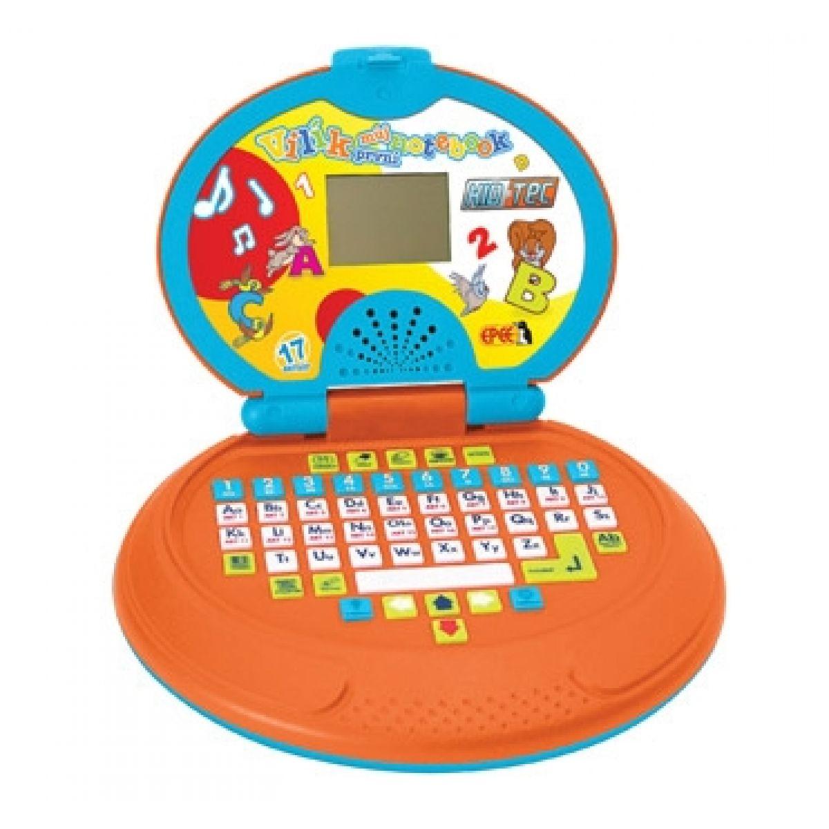 Dětský počítač Vilík