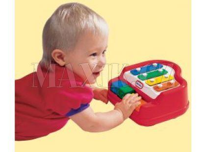 Dětský tlačítkový klavír Little Tikes
