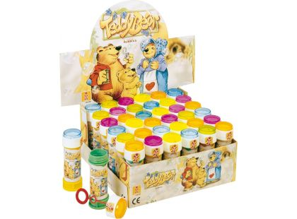 Dulcop Bublifuk 60ml - Teddy Bear Bubbles