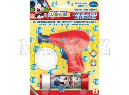 Dulcop Bublifuková pistole Mickey Mouse