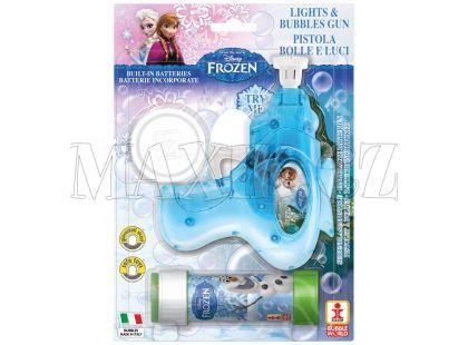 Dulcop Frozen Pistole na výrobu bublin