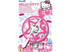 Dulcop Výroba bublin - Hello Kitty + frisbee