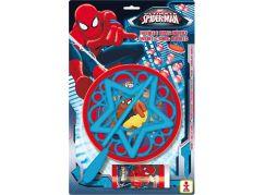 Dulcop Výroba bublin - Spiderman + frisbee