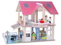 Dům pro panenky 31 ks
