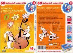 DVD - Pohádky z mechu a kapradí 3