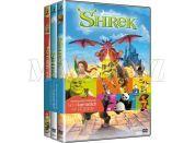 DVD 3DVD Shrek 1-3