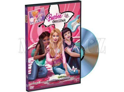DVD Barbie - Deníček